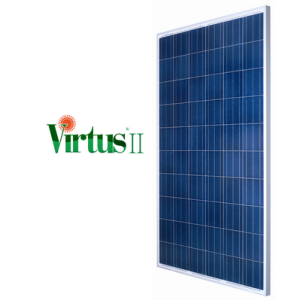 Virtus II and panel